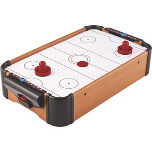Mini Tabletop Table Top Air Hockey Game battery operated 2 paddles 2-pucks Nice for Sale in Miami, FL