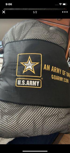 U.S. ARMY sleeping bag 20$ for Sale in Pleasanton, CA