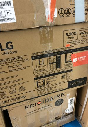 LG 8000 BTU window ac for Sale in West Palm Beach, FL