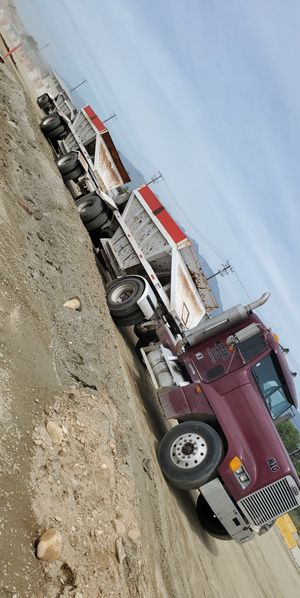 1987 fruehauf trailers for Sale in Los Angeles, CA