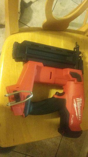 Milwauke Nail gun-brand new for Sale in Citrus Heights, CA
