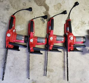 Home Lite 12 amp Electric Chainsaw for Sale in Auburndale, FL