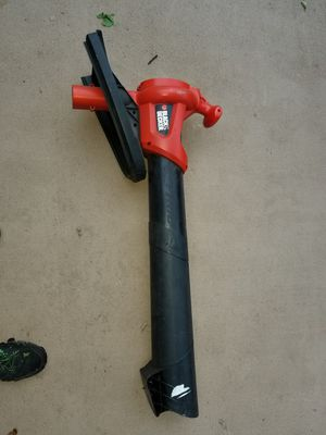 "Black and Decker Leaf Hog Blower ""attachment only"" for Sale in Wellington, FL"