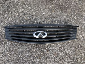 08-15 Infiniti G37 Coupe Grille for Sale in Elkridge, MD