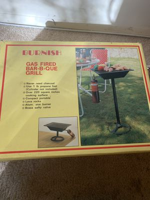 Burnish Gas Fired BBQ Grill for Sale in Owings Mills, MD