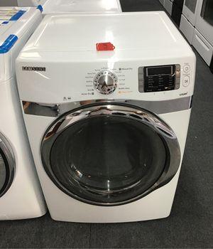 Used Samsung dryer. 1 year warranty for Sale in Pinellas Park, FL