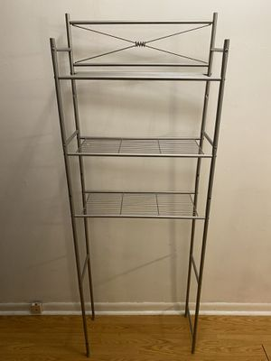 Metal bathroom shelf for Sale in Indianapolis, IN
