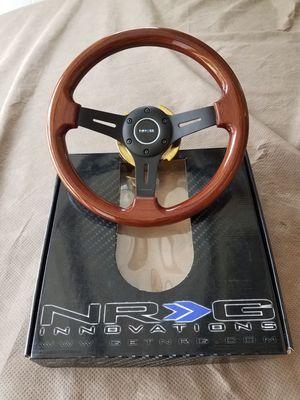 NRG Steering Wheel for Sale in Tampa, FL