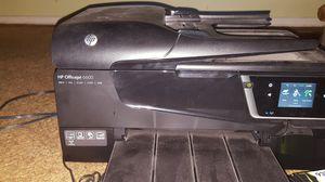 HP Office jet 6600 wireless printer for Sale in Ellensburg, WA