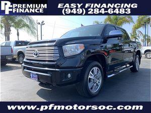 2014 Toyota Tundra 4WD Truck for Sale in Stanton, CA