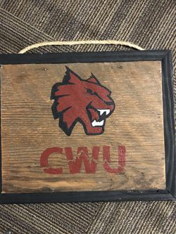CWU Sign for Sale in Ellensburg,  WA