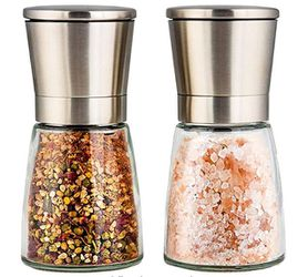 Sleek Elegant Grinders - Have Your Salt & Pepper The Way You Like Them! for Sale in Frederick, MD