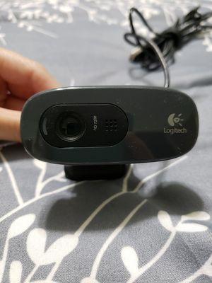 Logitech webcam for Sale in San Angelo, TX