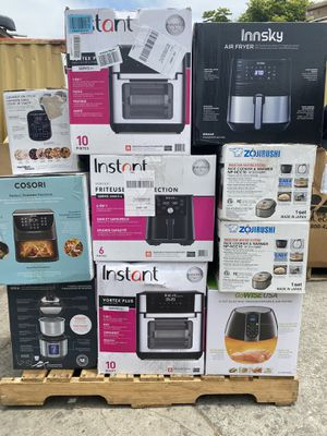Instant Pot, ZojiRushi, Cosori, Kitchen Aid, Innsky, Graco, Britax, 4Moms, Maxi Cosi And More! We Have All Name Brand Items! 50% Off Retail! for Sale in Santa Ana, CA