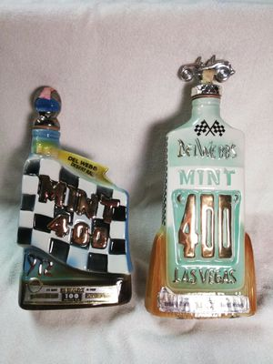 Mint 400 Decanters for Sale in Las Vegas, NV