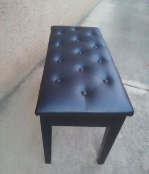 Black Piano Bench for Sale in Columbus, OH