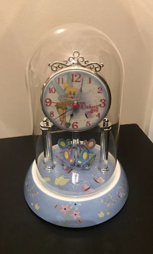 Disney Tinkerbell Collectible Clock for Sale in Midvale, UT