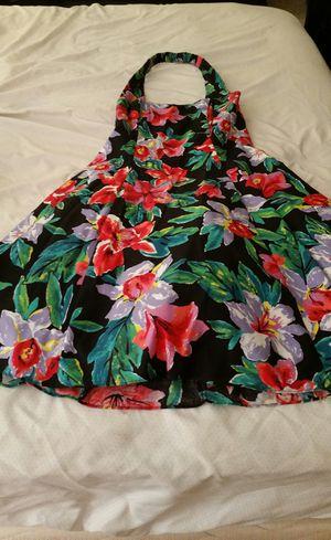 Floral Halter Dress for Sale in Manassas, VA