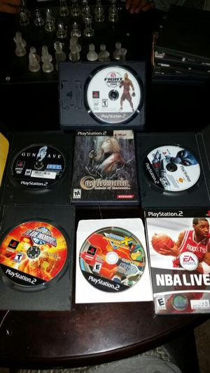 Ps2 game pack for Sale in Burtonsville, MD