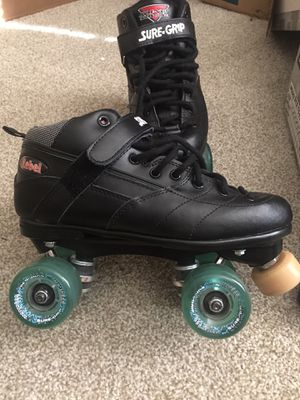 Sure grip Rebel speed roller skates for Sale in Knoxville, TN
