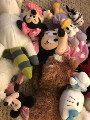 Lots of plushies for Sale in Stamford, CT