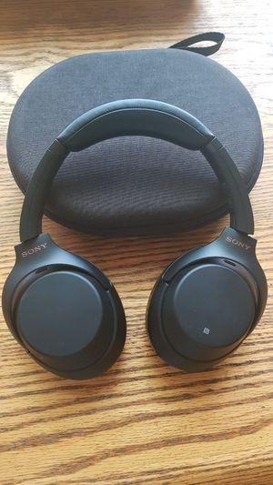 Sony WH 1000XM3 Noise Cancelling Headphones for Sale in Lawrenceville, GA