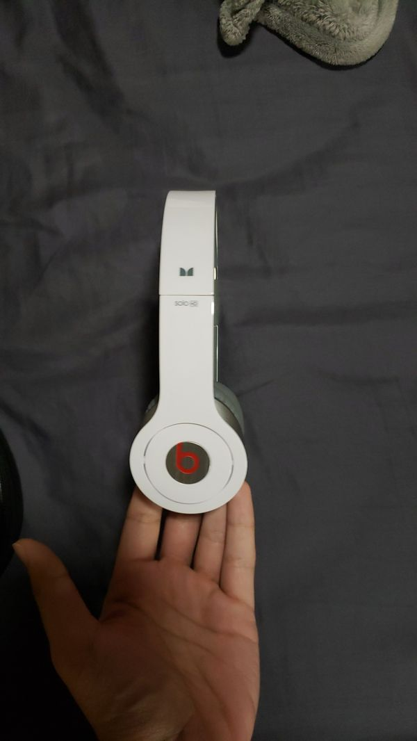Beats by Dre Monster Solo Headphones