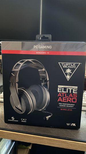 Turtle Beach Elite Atlas Aero Wireless Gaming Headset for Sale in Los Angeles, CA