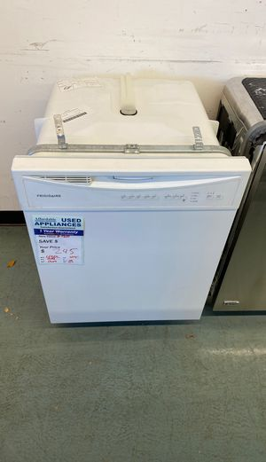 White Frigidaire Dishwasher. #87 for Sale in Littleton, CO