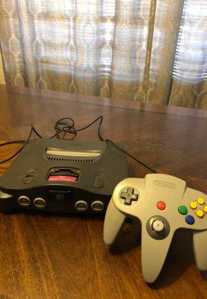 Nintendo 64 for Sale in La Puente, CA