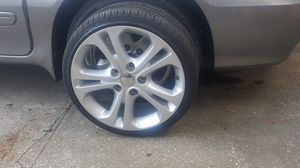18 rims 127 lugpattern for Sale in Tampa, FL