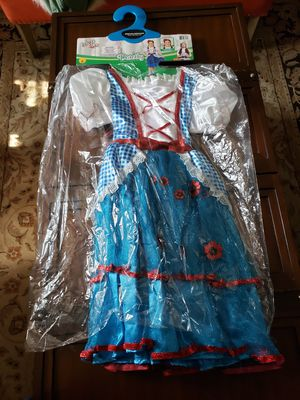 Wizard of Oz 'Dorothy' girls costume for Sale in Fresno, CA