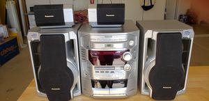 Panasonic stereo system for Sale in Glendale, AZ