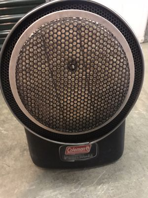 Coleman propane space heater for Sale in Rancho Cucamonga, CA