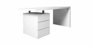 USED - Modani Lenox Modern Office Desk for Sale in Chicago, IL