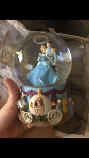Disney Cinderella Snowglobe for Sale in Newcastle, WA