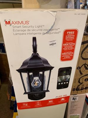 Video surveillance system light for Sale in Modesto, CA