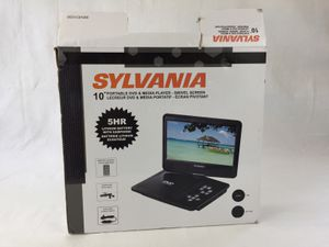 "Sylvania SDVD1030 Portable DVD Player (10"" Screen) for Sale in Holiday, FL"