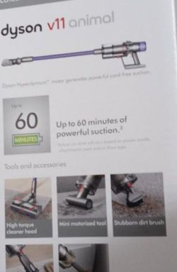 Dyson V11 Animal Cordless Vacuum!! Brand New!! Half Price!! for Sale in Euless,  TX