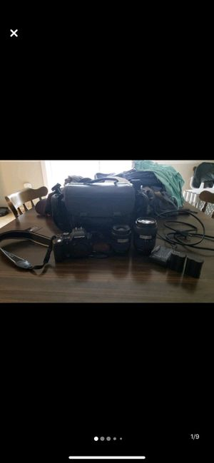 Olympus 500 camera for Sale in Bethesda, OH