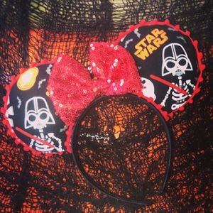 Halloween Star Wars Disney Ears for Sale in Westminster, CA