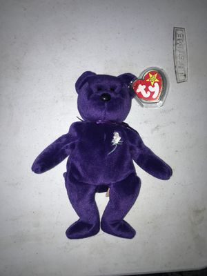 Princess Diana Bear Beanie Baby for Sale in Los Angeles, CA