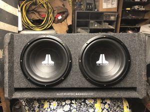 JBL audio 12 inch sub box for Sale in Littleton, CO