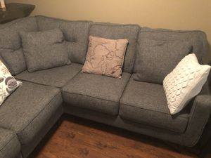 Ashley's L-Shaped Couch for Sale in Hadley, KY