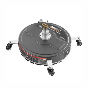 RIDGID Professional 18 in. 4200 PSI Quick Connect Surface Cleaner for Gas Pressure Washers for Sale in Buffalo Grove, IL