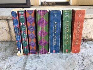 Harry Potter paperback series for Sale in Clovis, CA