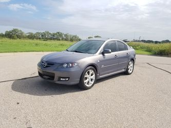 2008 Mazda 3 touring, 5speed manual for Sale in Wichita,  KS