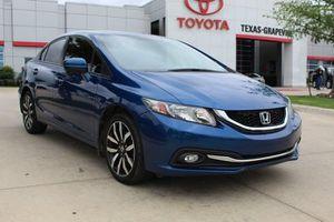2014 Honda Civic Sedan for Sale in Grapevine, TX