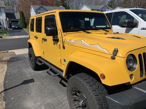 2015 Jeep Wrangler for Sale in Lake Ridge, VA