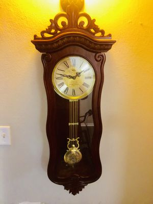 Wall mounted GRANDMOTHER clock 40x14 for Sale in Mesa, AZ